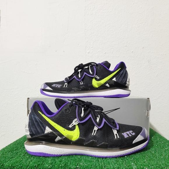 Cuadrante Objetor Significado  Nike Shoes | Nike Air Zoom Vapor X Kyrie V Nyc Us Open Shoes | Poshmark